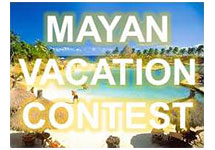 Win a Mayan Vacation for Two