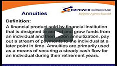 Fixed Indexed Annuities 101