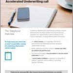 SBLI Telephone Interview Guide