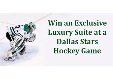 Win Dallas Stars Tickets