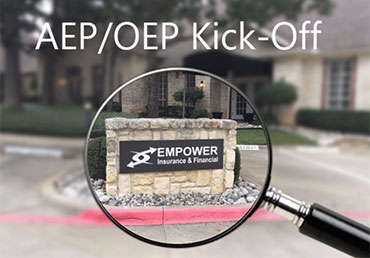 empower brokerage home office open house
