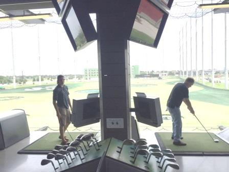 top golf empower brokerage event