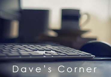 Dave's Corner: The Three R's