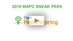 2018 Sneak Peek Cigna Healthspring