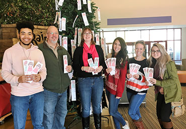 Empower Brokerage Gives Back to the Community by Adopting Salvation Army Angels from Angel Tree