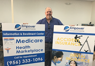 Empower Brokerage Supports Local Businesses