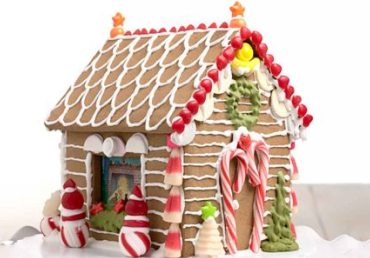 The History of Gingerbread Houses