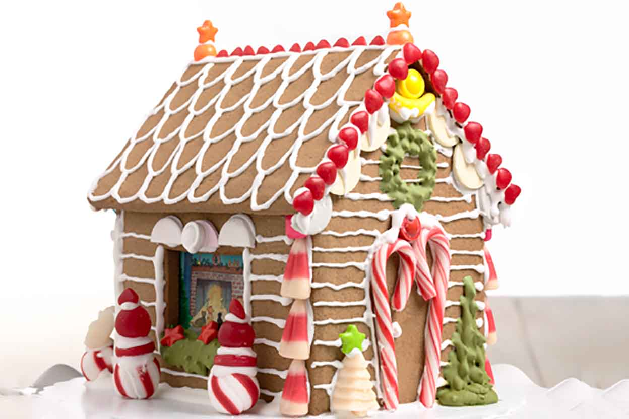 The History Of Gingerbread Houses Empower Brokerage