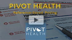 Pivot – Reference-Based Pricing