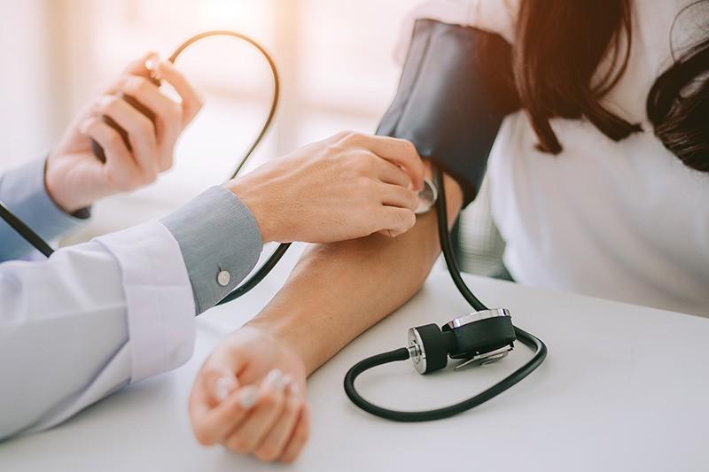 Study suggests link between blood pressure and dementia.