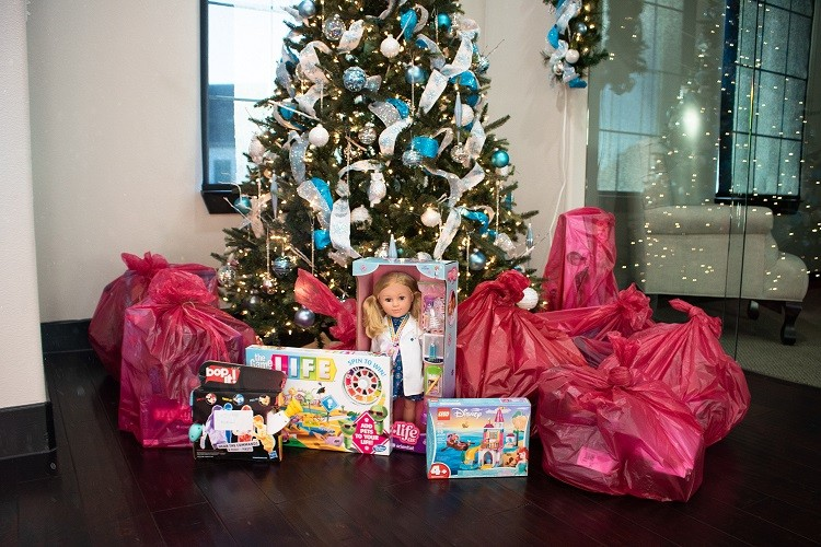 Empower Brokerage Angel Tree Program