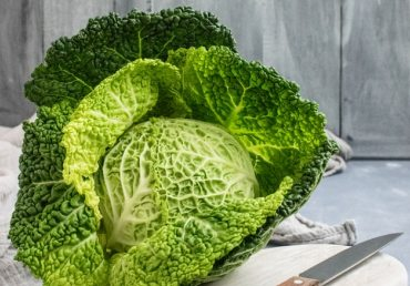 Cabbage Relieves Inflammation