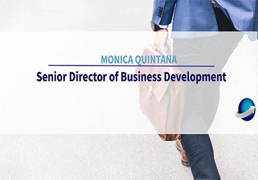 Senior Director of Business Development, Monica Quintana