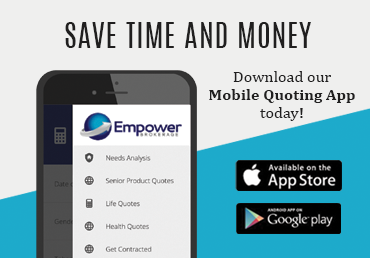 Download Our Insurance Quoting App