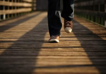 88-Year-Old Walks 24,901 Miles for the Mattapoisett Land Trust