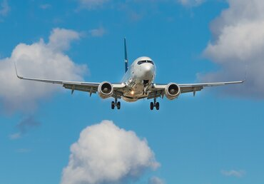 Study says airplanes are safe during COVID