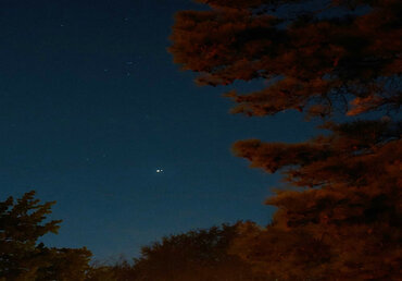 Planetary Solstice Alignment