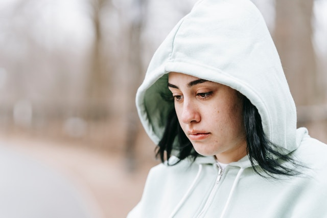 Suffering from weight bias comes with a list of nasty side effects, with depression and thoughts of suicide among them. Photo by Andres Ayrton on Pexels.