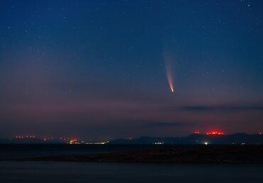 Meteor Seen in Texas