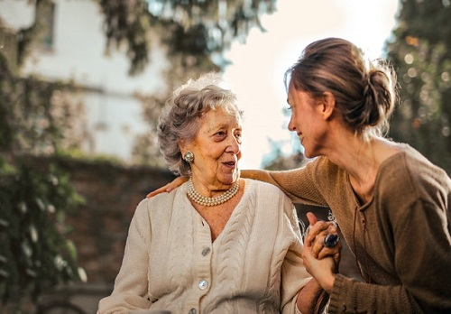 Importance of visiting nursing homes